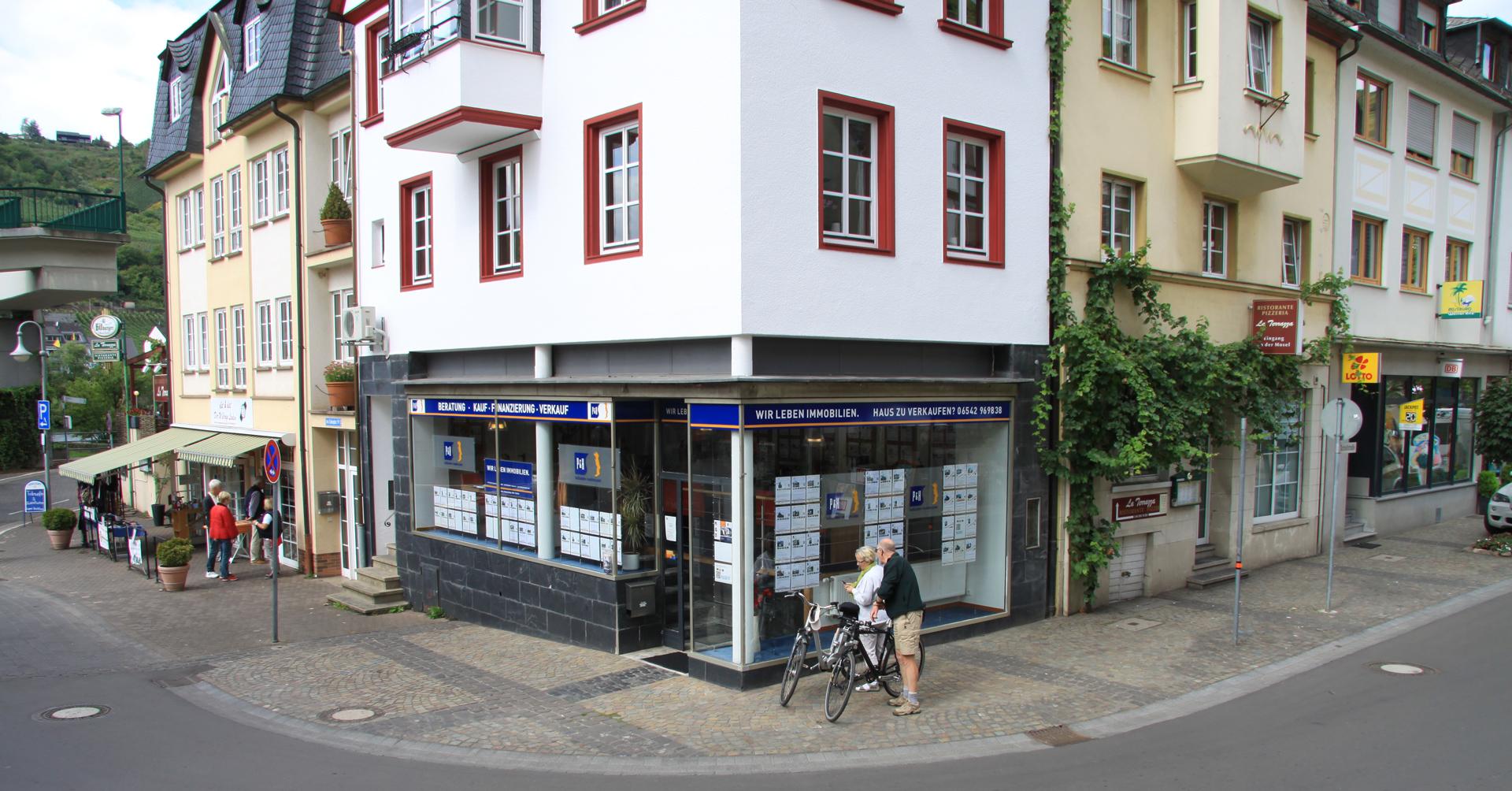 Öffentlicher Makler Immobilien